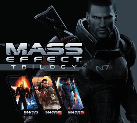 Tendremos Mass Effect Trilogy en PS4 y Xbox One