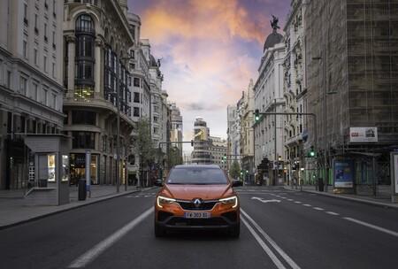 Renault Arkana E Tech 2021 Prueba 016