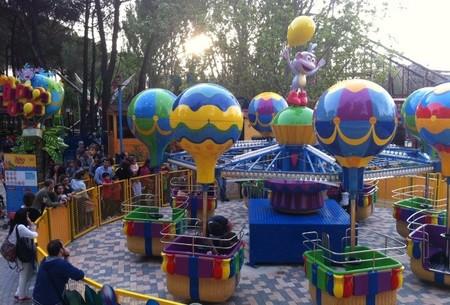 El Parque de Atracciones de Madrid estrena Nickelodeon Land, una nueva zona para los más pequeños