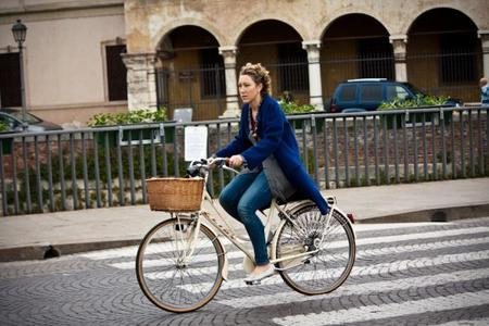 Ciclista urbana Italia