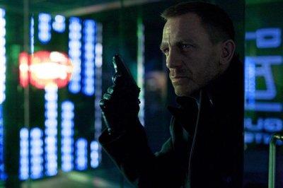 'Skyfall', nueva imagen oficial de Daniel Craig como el agente 007