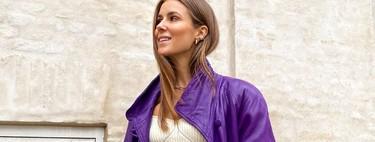 El color violeta podría ser uno de los favoritos de la temporada, y así nos lo muestran estas siete prendas