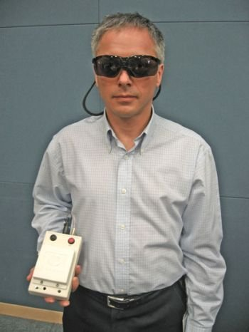 HP desarrolla una cámara wearable