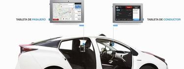 L1BRE, el sistema de taxímetro digital con el que los taxis competirán contra Uber es oficial en Ciudad de México
