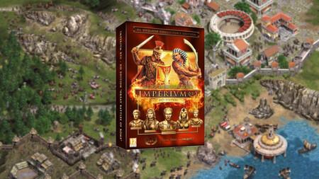 'Imperivm HD': así se plantea FX Interactive el renacer de la mítica saga de juegos de estrategia