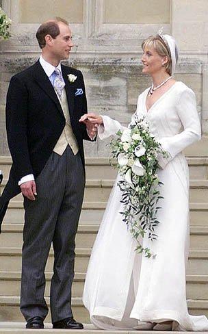 Principe Eduardo y Sophie Rhys-Jones