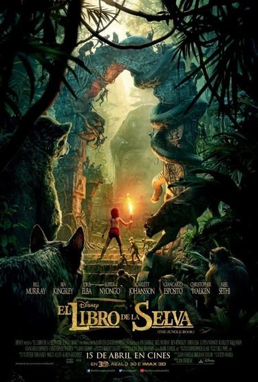 """""""El Libro de la Selva"""" vuelve a la gran pantalla muy pronto"""