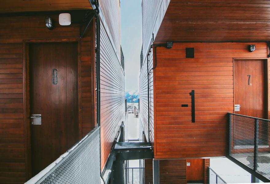 Hotel Quadrum Gudari, Georgia