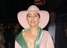 Lady Gaga tiene una nueva obsesión, y es mucho más estilosa que los filetes de ternera. El rosa llega a su vida