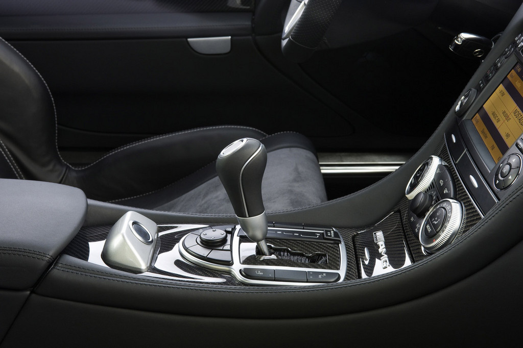 Foto de Mercedes-Benz SL 65 AMG Black Series (31/44)