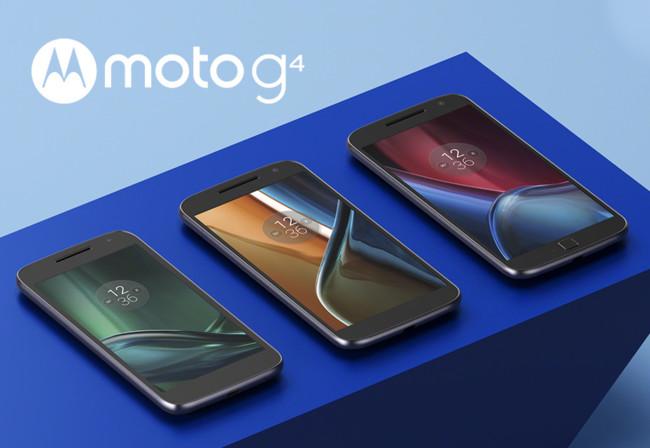 Moto G4 1