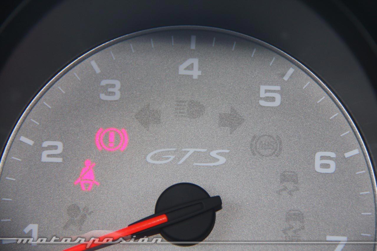 Foto de Porsche Panamera GTS (Prueba) (18/135)