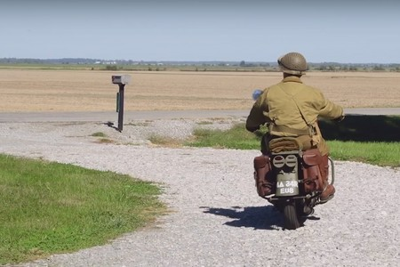 Harley Davidson Ii Guerra M