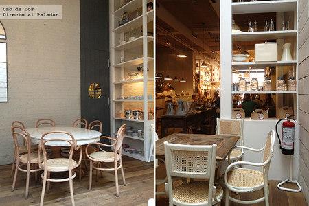 Pandelino una bakery shop en A Coruña