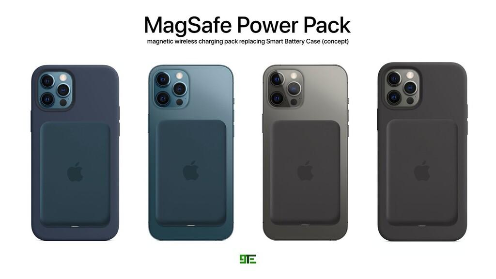 La batería externa con MagSafe de Apple para iPhone 12 tendrá carga bidireccional, según Prosser