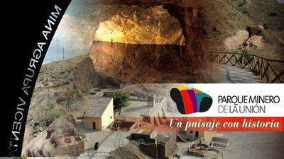 El Parque Minero de La Unión, Murcia