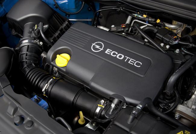 Opel Mokka 2012 Motor EcoTec