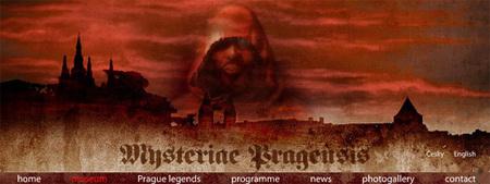 El Museo de los fantasmas y leyendas de Praga