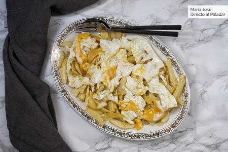 Huevos rotos: receta clásica que siempre apetece