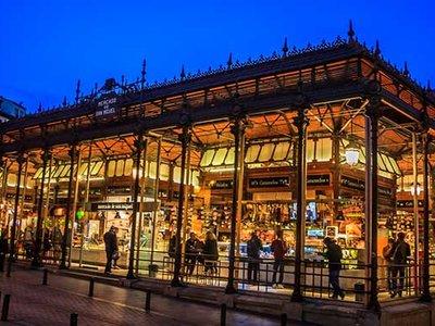 Ruta por los mercados gourmet de España y Europa ¡son los mejores!