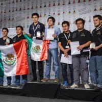 Equipo mexicano obtiene primer lugar en concurso internacional de robótica: RobotChallenge 2016