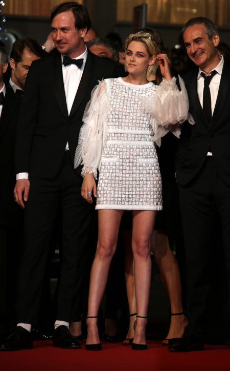 Kristen Stewart Chanel Festival Cannes 2016 Personal Shopper 2