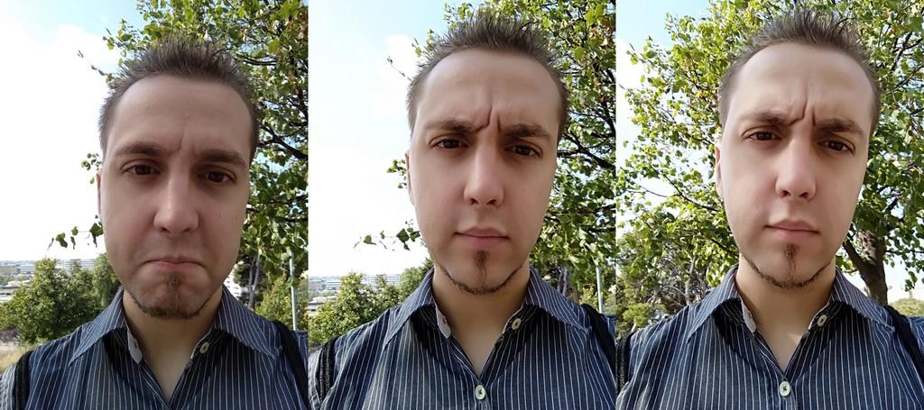 Selfie Mi 5x