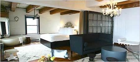 Soho House, Club privado y Hotel en Nueva York