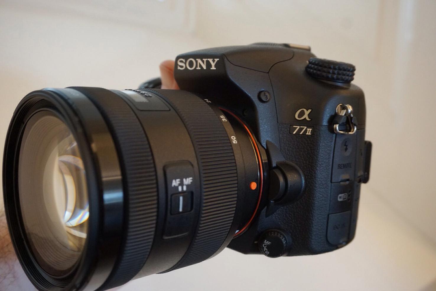 Foto de Sony A77 II (8/11)