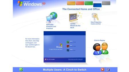 El Tour de Windows XP nos recuerda la época en la que las máquinas te enseñaban cómo aprovecharlas desde el primer momento