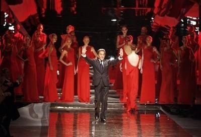 El adiós de Valentino: Alta Costura Primavera-Verano 2008