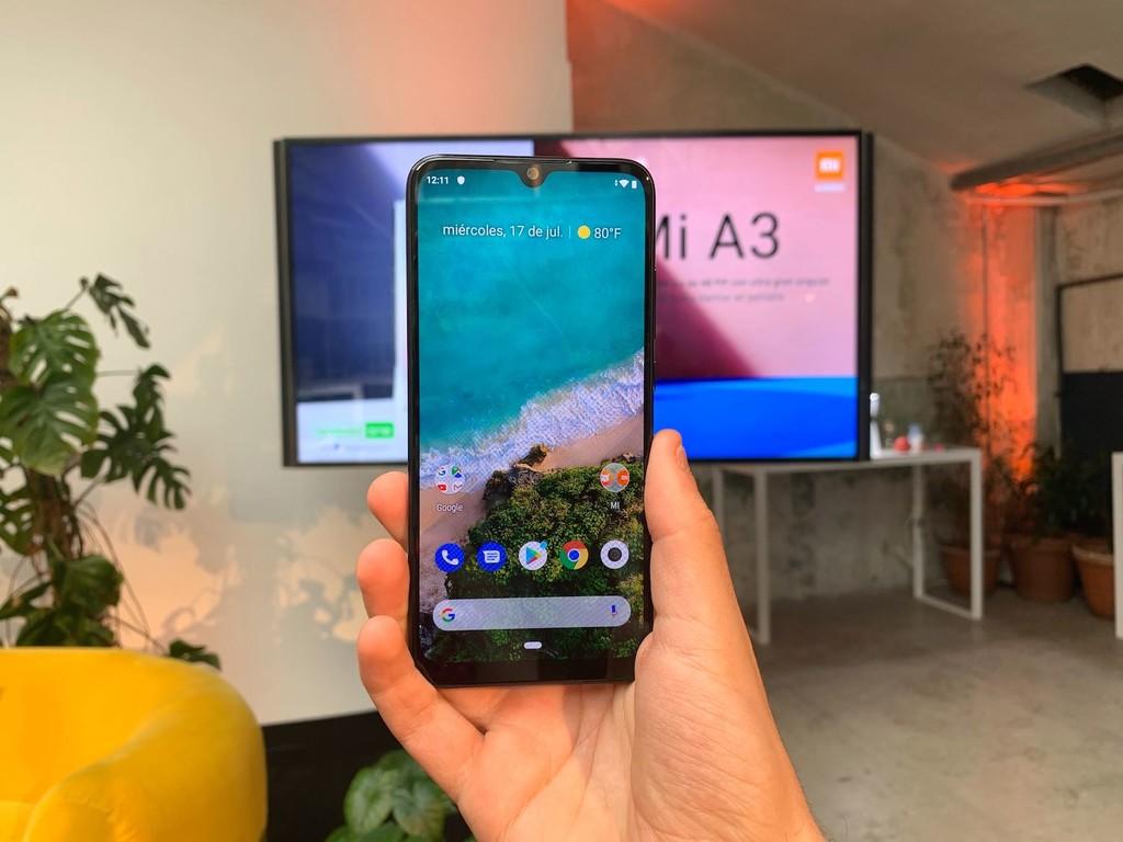 Xiaomi Mi A3: el primer Android One con triple cámara es una evolución muy alejada del Mi A2