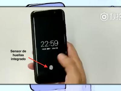 Vivo se adelanta y nos muestra qué esperar de un iPhone 8 con Touch ID en la pantalla