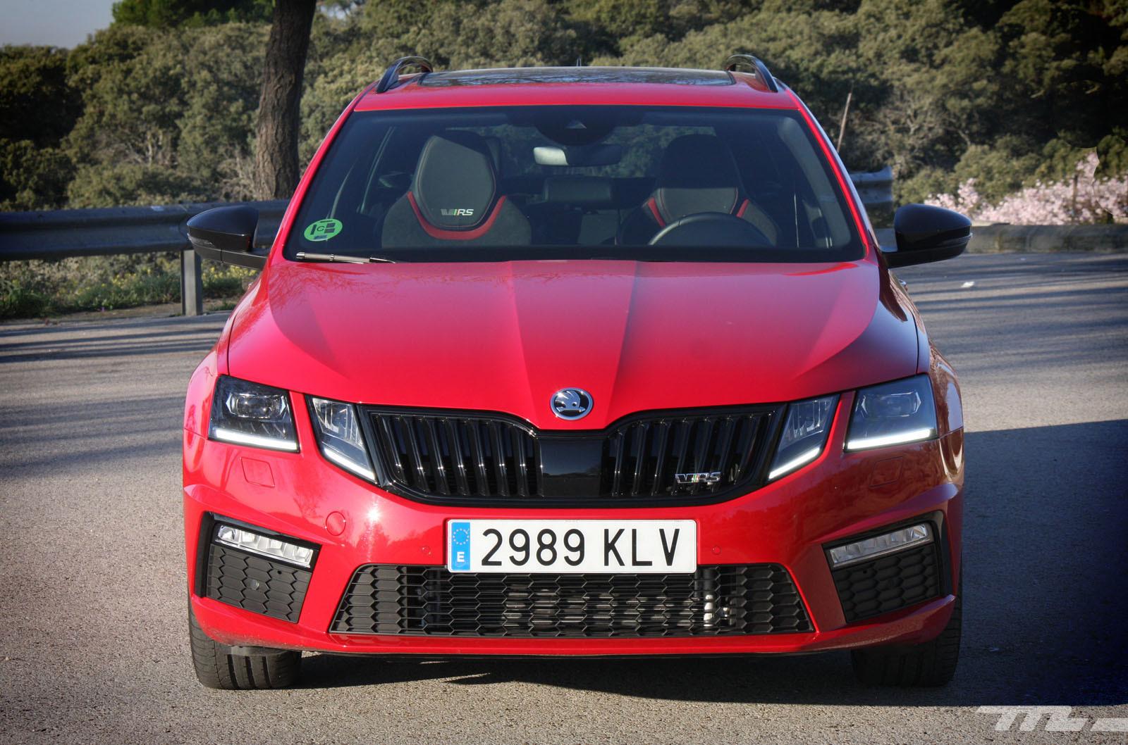 Foto de Škoda Octavia Combi RS 245 (prueba) (33/55)