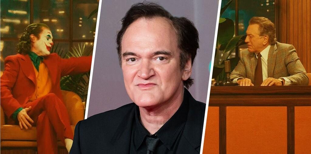 Quentin Tarantino afirma que 'Joker' es monótona pero alaba su final: