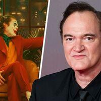 """Quentin Tarantino afirma que 'Joker' es monótona pero alaba su final: """"Consigue que el público piense como un jodido lunático"""""""