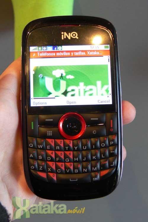 Foto de INQ Chat 3G en el MWC 2010 (1/3)