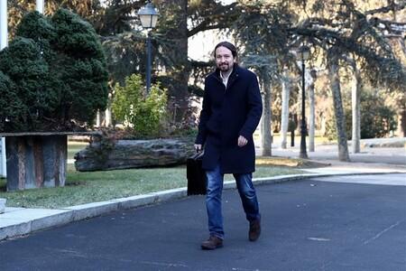 Pablo Iglesias Turrón, Vicepresidente segundo, Ministro de Derechos Sociales y Agenda 2030