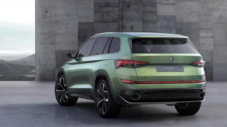 Škoda VisionS Concept
