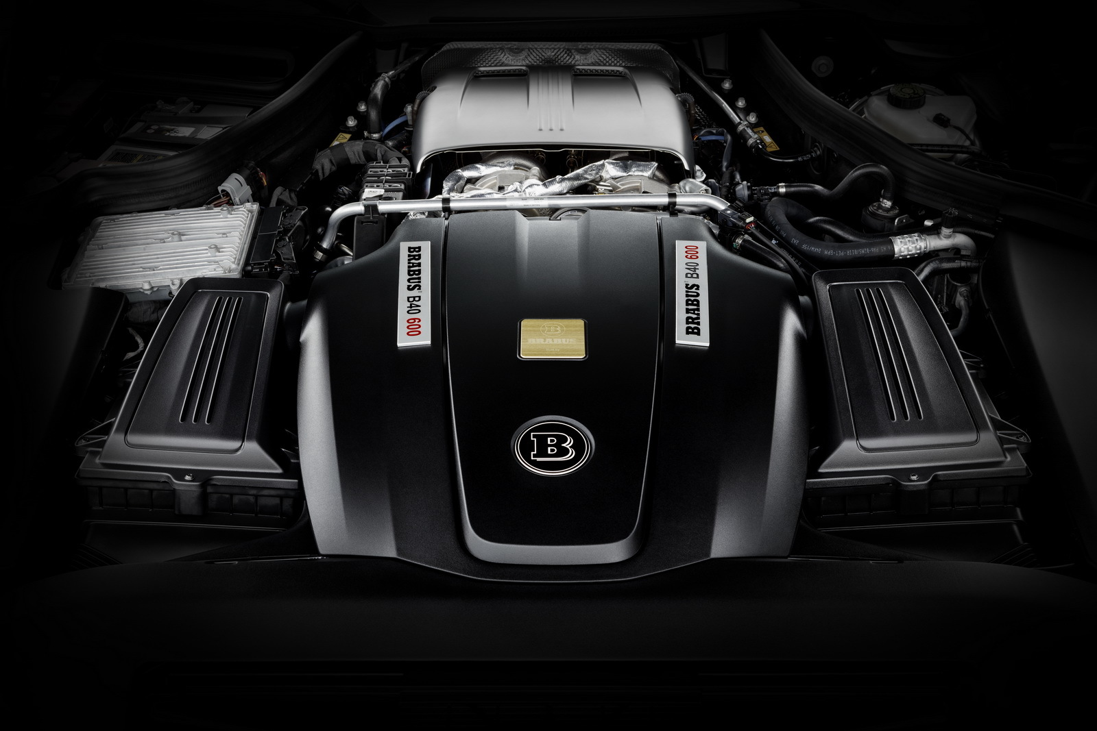 Foto de Brabus Mercedes-AMG GT S (10/38)