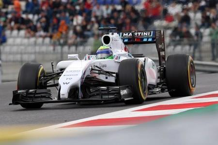 Felipe Massa rompe con la hegemonía de Mercedes AMG en clasificación
