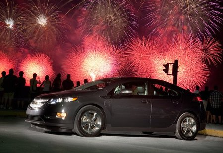 Gama de coches híbridos de General Motors