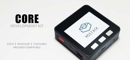 El M5Stack Core Development puede ser lo que estaban esperando los maker y lo que necesita la Internet de las cosas
