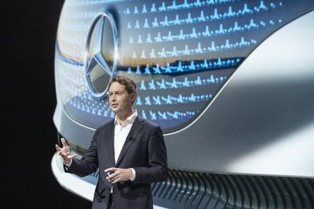 Mercedes Estrategia Coches Electricos Hoja De Ruta Eqc