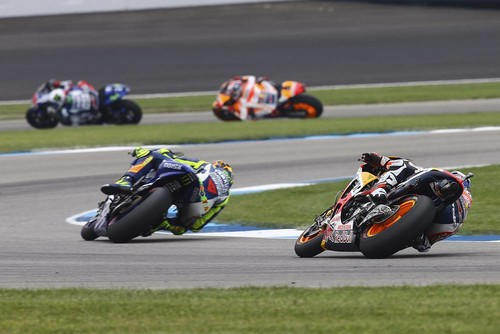 MotoGP 2015: siete carreras, un título en juego y un convidado nada cómodo