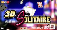 '3D Solitaire' para Nintendo 3DS: análisis