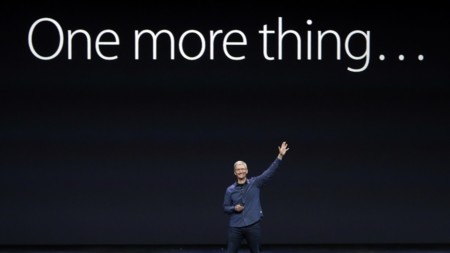 One more thing... Ocultar tu imagen en una llamada por FaceTime, cerrar varias apps a la vez en iOS 9 y más tutoriales