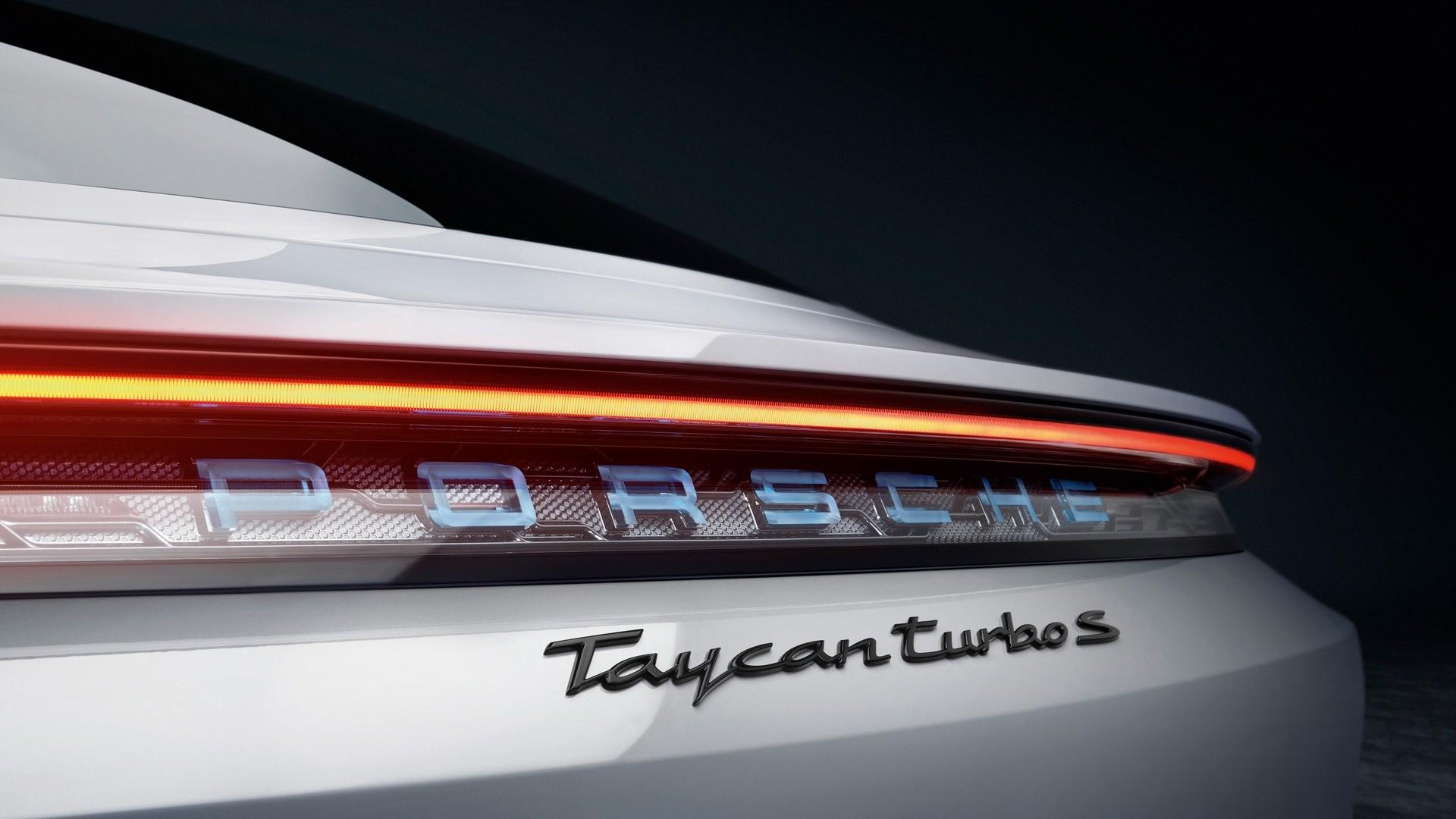 Foto de Porsche Taycan (14/29)