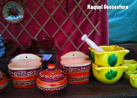 feria medieval ceramica cordobesa accesorios