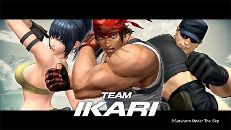 Ahora es el turno del Ikari Team en el nuevo tráiler de The King of Fighters XIV